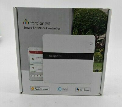 Open Box Yardian Pro Smart Sprinkler Controller PRO1902 -SB2375