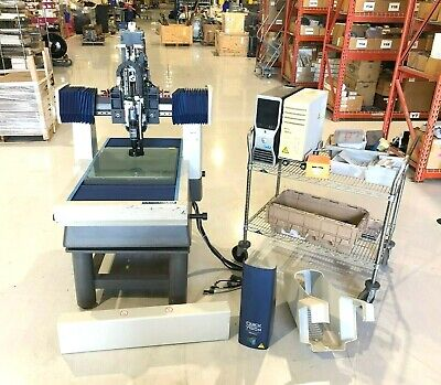 Mitutoyo Barracuda Quick Vision Cnc Vision Measuring System Qvb-404 Inspection