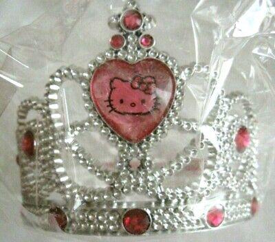 Hello Kitty Sanrio Birthday Party Favor Crown Tiara New