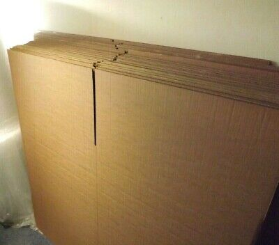 CARDBOARD Double Wall Corrugated Boxes. 18