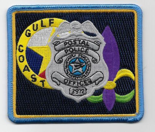 Guld Coast Postal Police State Florida Alabama Mississippi Louisiana LA NEAT