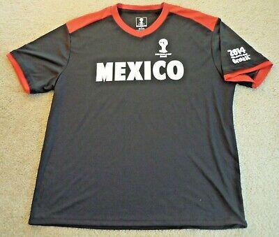 MEXICO - FIFA WORLD CUP 2014 Brazil - Soccer Futbol Official Original Jersey  XL image