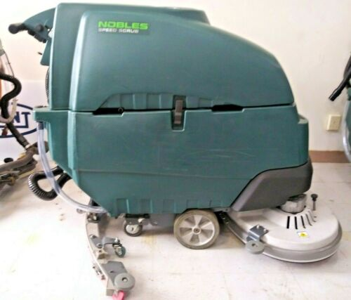 Tennant/Nobles SS5 32 in Floor Scrubber (New Batteries) Reconditioned