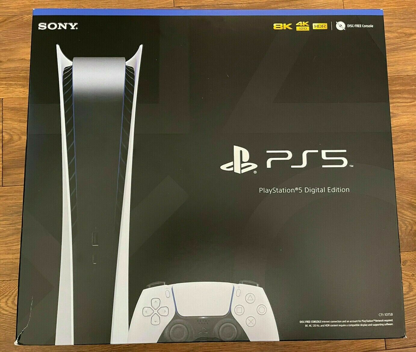 Sony PlayStation 5 (PS5) Digital Edition Console **Ready to Ship**
