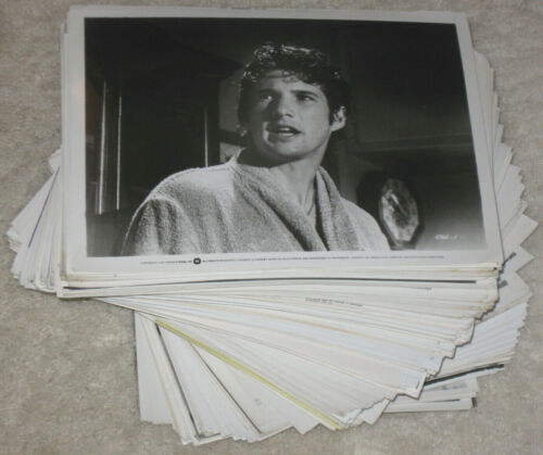 Lot of (12) Movie Still Photographs Press Photos 8x10 1970s and 1980s EXCELLENT