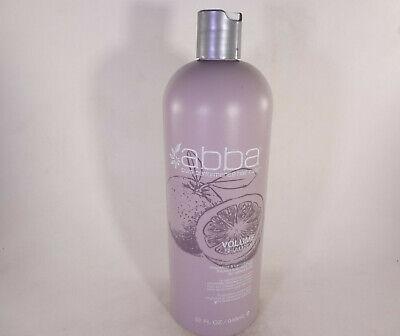 Abba Volume Shampoo Grapefruit & Lemongrass Thicken Fine, Limp Hair 32oz {HB-A}