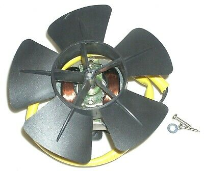 Clarke We04600054 Fan Complete Assembly For Mig Welder