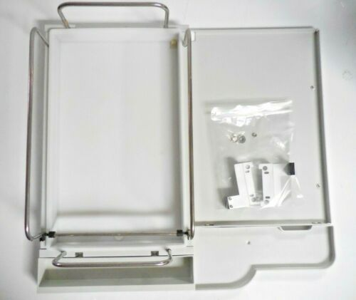 Waters 2795 Top Tray & Drip Tray with Waters 2487 Tray Assembly & Hardware