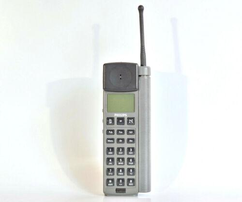 PHILIPS PRW 9540 - MOBILE PHONE BRICK CELL VINTAGE RETRO RARE COLLECTABLE