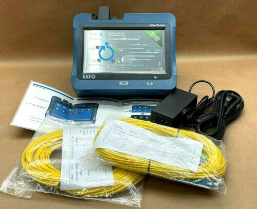 EXFO MAX-715B-M1, MaxTester SM Fiber OTDR, 1310/1550nm, APC/SC, UPC/FC