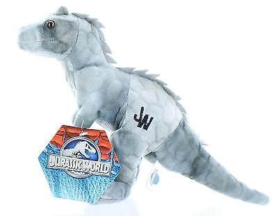 New Jurassic World 7  Plush Gray Indominus Rex