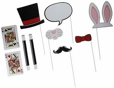 Magic Party Magician Illusion Trick Kids Birthday Party Favor Photo Booth Props](Magician Party Favors)