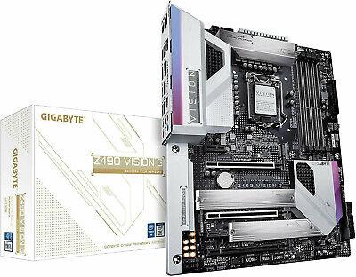 PLACA BASE ATX GIGABYTE Z490 VISION G SOCKET LGA 1200