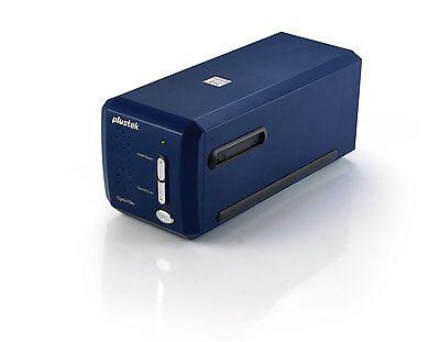 Plustek opticfilm 8100 film & slide scanner 2 1 touch buttons make scanning easy