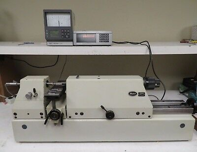Mahr Federal 828 Nes Ulm Universal Length Measuring Machine Precimar