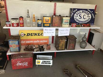 Collectables & Tools Auction, Lockhart, NSW - Sunday 22nd October