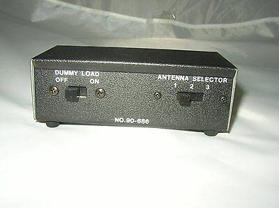 3 fach Antennenschalter mit Dummy, OVP