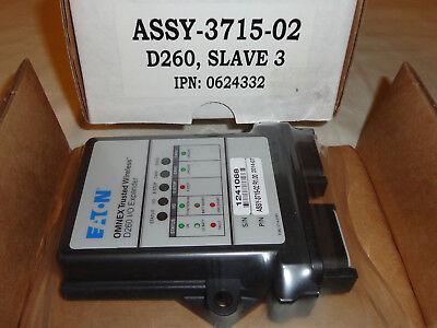 Eaton Assy-3715-02 R1.00 Omnex D260 I0 Expander Control 371502r1.00 New