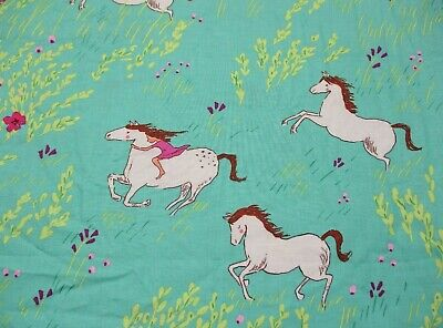 "53"" X 44"" WEE WANDER SARAH JANE MICHAEL MILLER FABRIC SUMMER RIDE #6227"