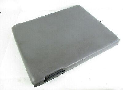 DODGE RAM 1500 2500 3500 CENTER CONSOLE JUMPSEAT ARMREST LID GRAY LEATHER 94-01*