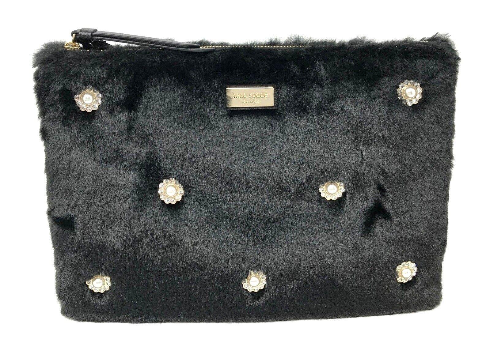 Kate Spade Cedar Road Gia Clutch Cosmetic Bag