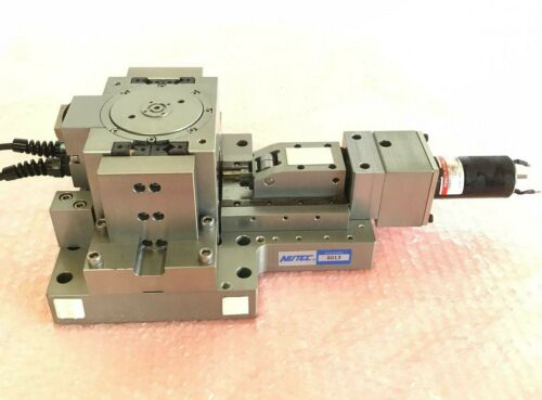 Z Theta Motorized Rotary Stage High precision as00214 Nutec 5138 & Maxon Encoder