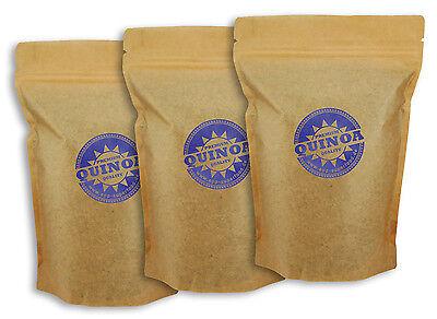 """Quinoa weiß 3kg """"Epp Superfood"""" 3x1kg, Gesunder Korn der Inka, Vegan, Glutenfrei"""