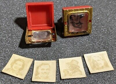 1940s Jewelry Styles and History 1940s Sky King Electronic Television 2 Rings Radio Premium All Original Photos $174.95 AT vintagedancer.com