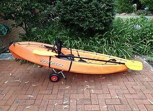 Venturer Kayak - like new Salamander Bay Port Stephens Area Preview