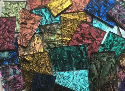 1 Pound Van Gogh Mosaic Scrap