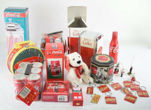 LOT Vintage Coca Cola Memorabilia Collectibles