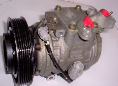TOYOTA COROLLA AC COMPRESSOR 1998 1999 2000 2001 2002 AC 18L ALL OEM USED UNIT