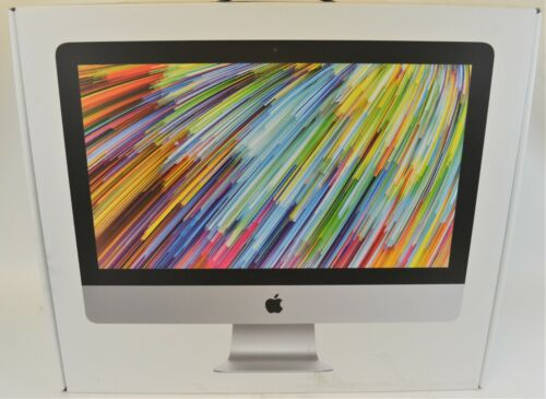 """Apple 21.5"""" Imac Retina 4k (2019 Model) I5 3.0ghz Mhk33ll/a 256gb Ssd Sealed Box"""