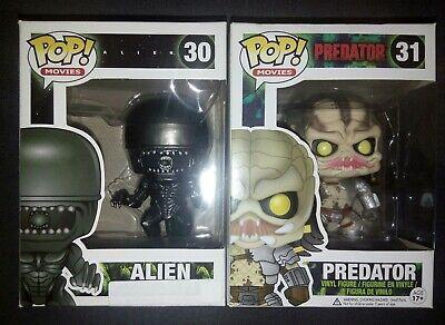 Funko Pop, Alien vs Predator, 30 y 31 set of 2 !!!!!