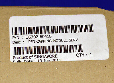 Hp Q6702-60418 Printhead Capping Module For Scitex L65500lx600lx800 Printer