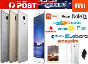 Brand New Xiaomi Redmi Note3 Dualsim Unlocked Strathfield Strathfield Area Preview