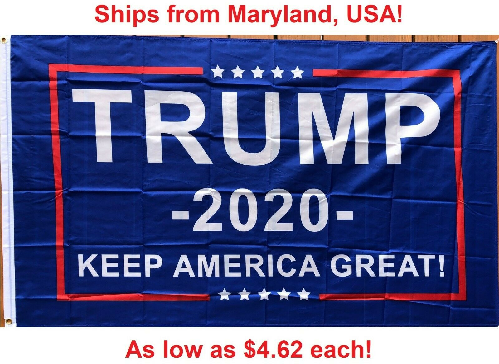 3 x5 trump flag 2020 keep america