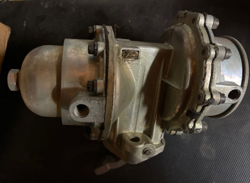 HALF TRACK FUEL PUMP NOS PART 1538009