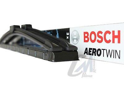 2 SPAZZOLE TERGICRISTALLO AEROTWIN BOSCH FIAT 500 DAL 07/2007 ANTER. OE 51834998