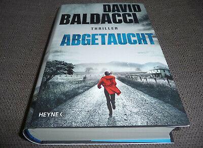 David Baldacci - Abgetaucht - Atlee-Pine-Serie, Bd 2 - Juli 20