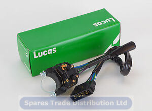 Classic Mini indicator stalk switch 13H7779 Genuine Lucas SQB168 - Mk3 1970-1976