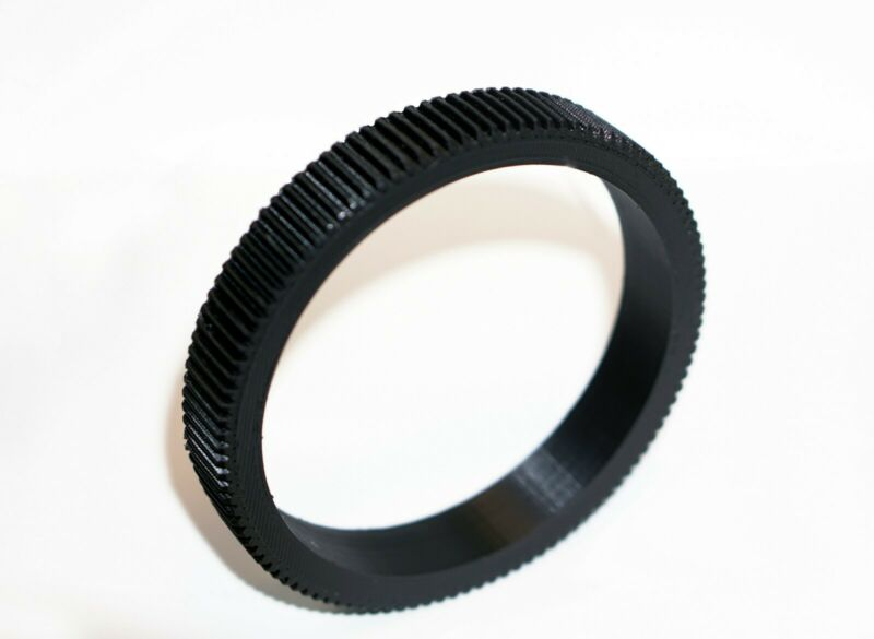 Seamless Follow Focus Gear Ring Precision fit for the Sigma 18-35mm f/1.8 Art