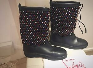 BRAND NEW Christian Louboutin Boots WORTH $3,245 Strathfield Strathfield Area Preview
