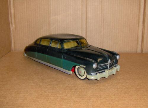 1948 HUDSON DEMONSTRATOR PROMO MODEL Courtesy Motors Jim Moran the Courtesy Man