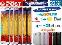 New Samsung galaxy Note 3 32GB 4G Network Strathfield Strathfield Area Preview