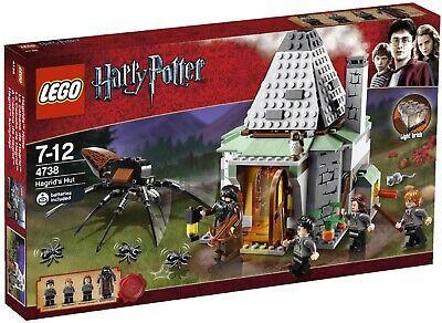 LEGO HARRY POTTER 4738 - LA CAPANNA DI HAGRID - FUORI PRODUZIONE
