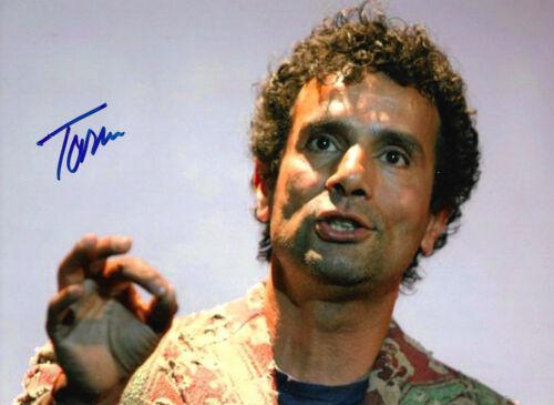 Tarsem Singh Director signed 8x11 inch photo autograph