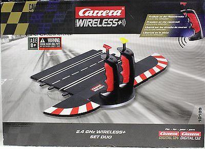 Used, Carrera 10109 Digital 132 Wireless 2.4 GHz Controller Set 1/24 & 1/32 Slot Track for sale  Philadelphia