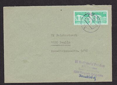 DDR Brief 1985 Bedarf Mi 2484 v MeF Brief Potsdam Berlin Fischhandel Feinkost online kaufen