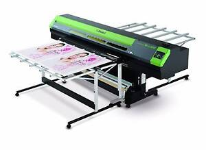 Roland VersaUV LEJ640 Wide Format Printer with Cutter and Filter Auburn Auburn Area Preview